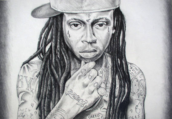 Pencil Drawings Of Lil Wayne Products & Collect...
